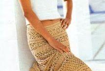 Victoria / Faldas de punto