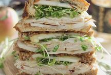 RECIPES :: Sandwiches and Wraps