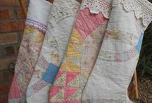 Repurposed Quilts