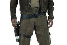 Captain Cassian Cosplay
