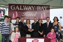 Galway Races / The Galway Races - a huge week long festival every summer.