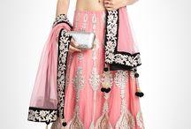 Banno Ki Saheli, Resham Ki Dori / Outfits I wish to wear to my friend's weddings and other ethnic occasions...