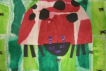 ArtEd- Eric Carle / Born: June 25, 1929 (age 86), Syracuse, NY