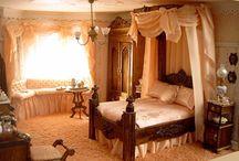 Dollhouse-Miniature Bedroom