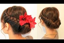 Hair.Makeup.:. / by Nicole La Fuente