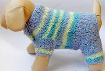 Жучкины наряды / Одежда для собак и кошек