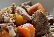 Crockpot Recipes / by Brea Buffaloe