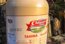 Pomazánky / Pomazánky zdravé  Tahini raw nepražené ze sezamových semínek