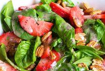 Salad / by Jacquelynn Nichole
