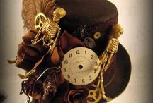 Steampunk / by AnnMarie Creedon