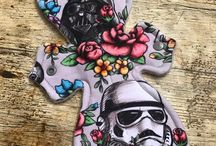 Cloth pads by Nooby Noo
