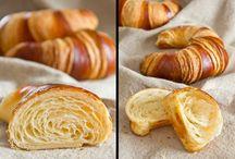 Croissants/Hörnchen backen
