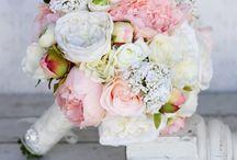 Wedding flowers / Aranjamente florale si buchete de mireasa