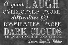 Laura Ingalls Wilder & related