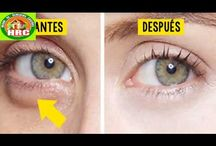 Para bolsas de ojo
