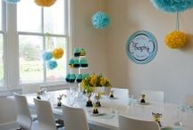 Let's Party Places & Spaces / Party-Perfect places and spaces! / by Trophy Cupcakes