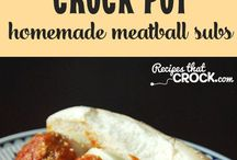 { crock pot recipes } / crock pot recipes