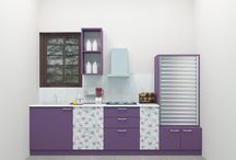 Straight Modular Kitchen Designs / Design your Own Straight Plywood Modular Kitchen Layouts for Small & Indian Homes which Looks Best with our Experts Interior Designers. Get Pictures, Ideas & Price list