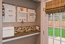 Exceptional Entryways / Great ideas for sprucing up the entry way in your home!