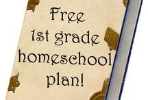Homeschooling 1st grade / by Mary Closs