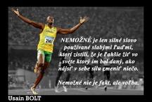 Motivačné citáty / Trocha inšpirácie a motivácie...
