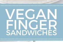 Vegan Tea Party Recipes