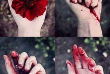 Inspired red / Вдохновение красным