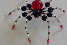 Bead Spiders / by Karen Starbuck