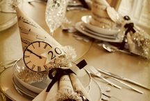 New Year's Eve Crafts, Decoration and Recipes