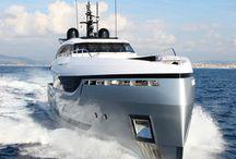 Columbus 40S hybrid / Interior design project.  Columbus Yachts, 2013