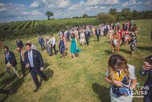 Vineyard Sussex Wedding
