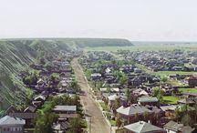 Old Russian towns