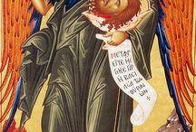 Icon - Saints