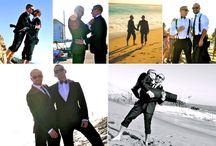 Love For All / #LoveWins  www.snapshots.com/weddings