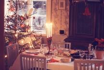 Om pepparkaksbak, levande ljus och julgransdoft.