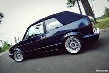 Volkswagen Golf mkI Cabrio / Ta tablica jest na temat Volkswagena Golfa mk1 cabrio