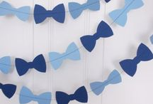 Bowties Baby Shower | Botez Papion