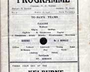 St. Mirren Homes / A typical St. Mirren programme cover from each football season