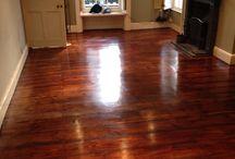 Floored / Floor sanding and installations
