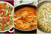 Food (Pastas & Pizzas)