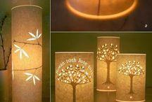 luminárias suporte para placas