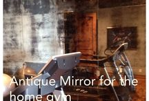 Beautiful Mirrors / mirror transformations we do