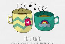 té y café / by Galatea Sueña