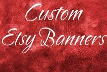 Custom Banners, Icons, Business Cards