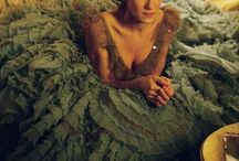Carrie Bradshow's dresses