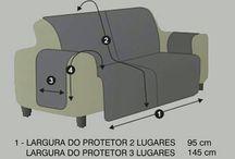 husa canapea