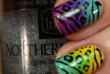 Fun for All Nails: Animals