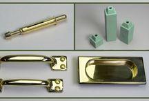 Brass Restoration Hardware