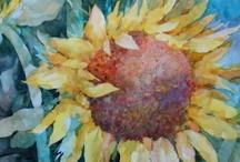 Art - Sunflowers