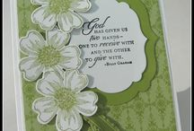 Cards - Stampin Up Trust God